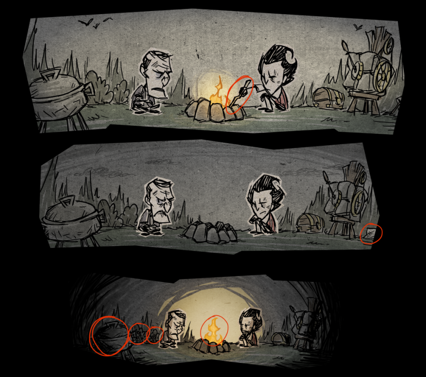 How Do You Spell Oxygen >> How to unlock the Tragic Torch skin! (EXPIRED) Cyclum puzzle SOLVED! - [Don't Starve Together ...