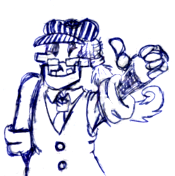 ariel thumbs up.png