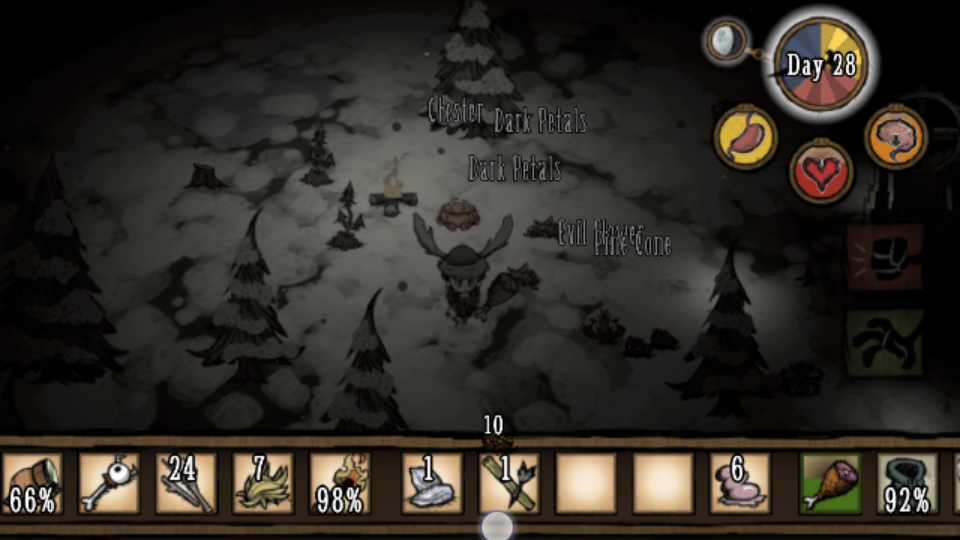 Image Result For Dont Starve Pocket Edition Androida