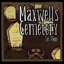 Screenshot for Set Piece: Maxwell's Cemetery