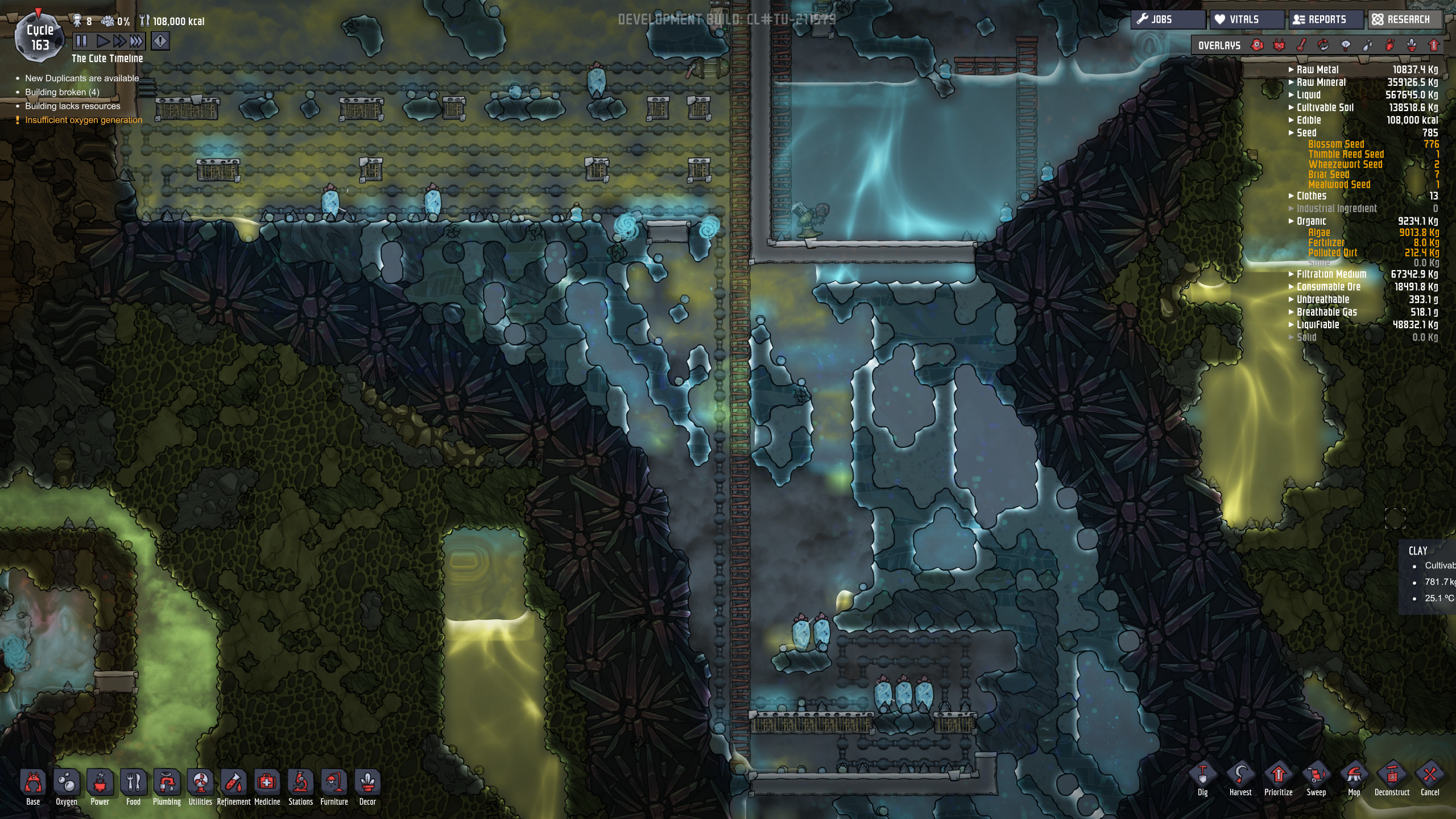 oxygen not included how to use steam geyser
