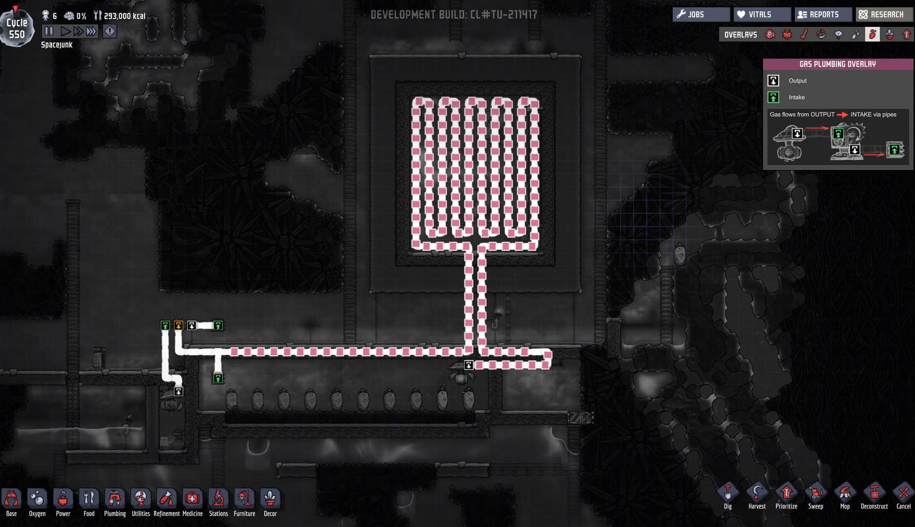 oxygen not included how to use geyser